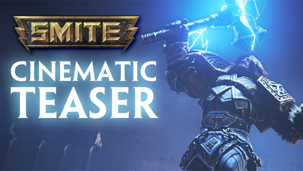 Smite does big hammers, but it also does claws and spells and whatnot.