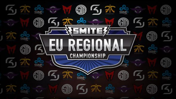 Smite European Championships