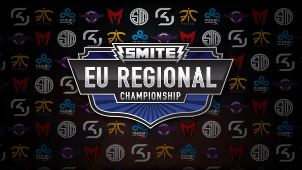 Smite's European teams duke it out this weekend for a spot in the World Championships