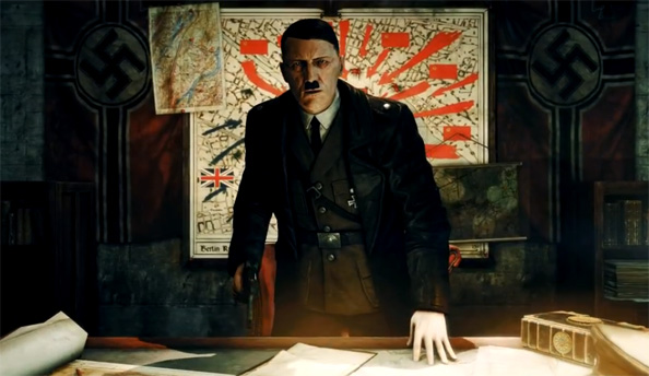 Sniper Elite: Nazi Zombie Army gets a very silly launch trailer