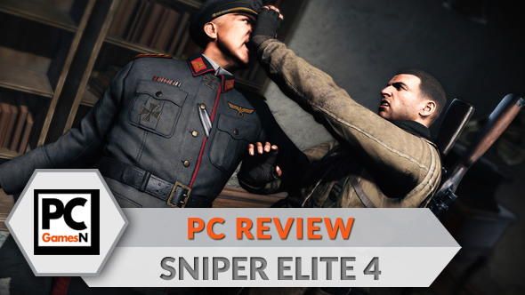 Sniper Elite 4 PC review