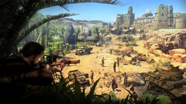 Sniper Elite 3 Q&A
