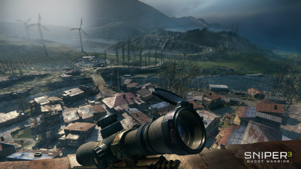 Sniper Ghost Warrior 3 looks a bit like a rainy Far Cry in new trailer