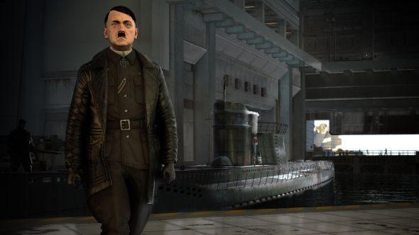 Sniper Elite 4 Hitler DLC