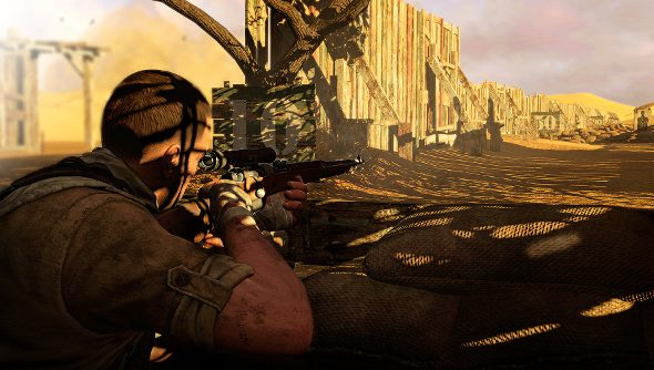 Sniper Elite 3 Shooting Range