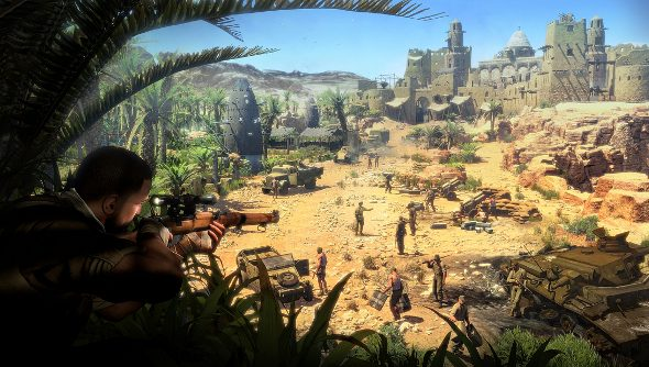 Sniper Elite 3 multiplayer