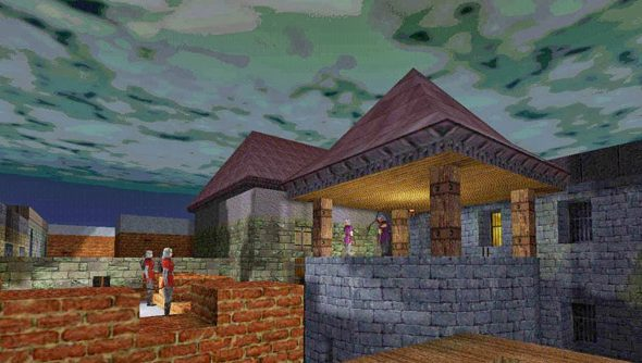 Thief II: The Metal Age was regularly spotted in Sold Out colours.
