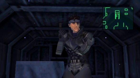 Solid Snake on PC