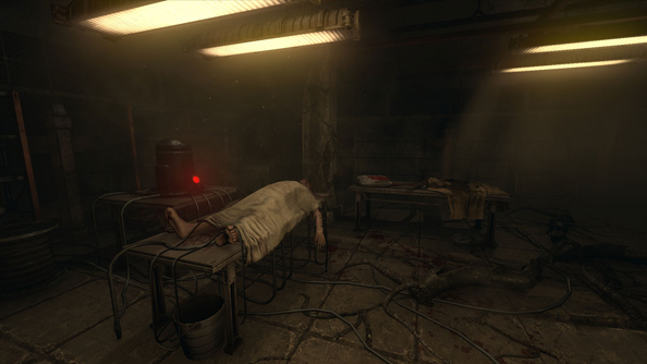 SOMA is a proper Amnesia follow-up: no cutscenes, no combat, just cold-blooded terror