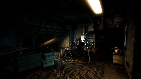 SOMA developer diary shows off music, pre-orders now available