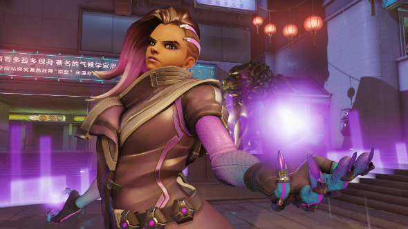 Sombra, Overwatch's newest hero - all of her abilities, cosmetics and some tips