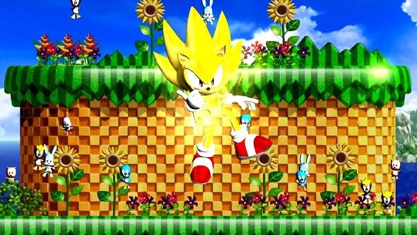 Sonic Godmode
