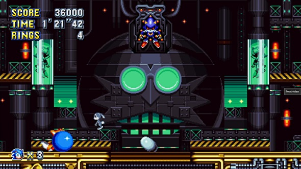 Sonic Mania is a blast, until you reach the bosses | PCGamesN