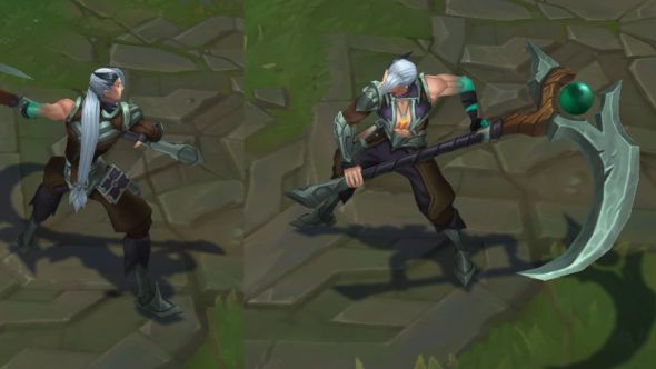 Soulhunter Kayn in-game