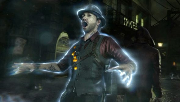 Murdered: Soul Suspect launch