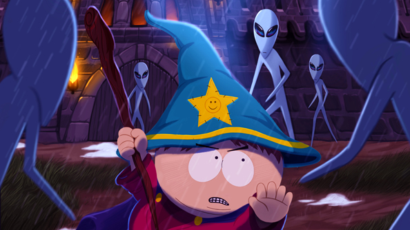 South Park's latest episode punishes free-to-play for its microtransgressions