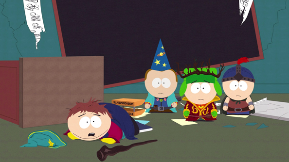 South Park: The Stick of Truth to poke its way into your life by Christmas
