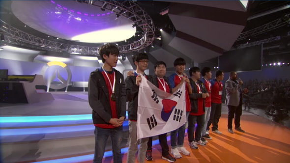 South Korea Overwatch World Cup