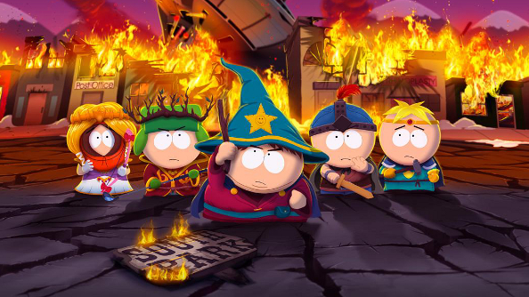 Ubisoft hits South Park with censorship stick, not PEGI