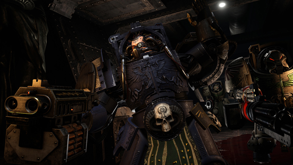 There's going to be a Warhammer 40k FPS named Space Hulk: Deathwing