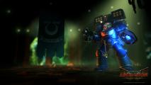Space Hulk Ascension: blue, da ba dee.