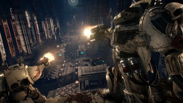 Space Hulk Deathwing screenshots