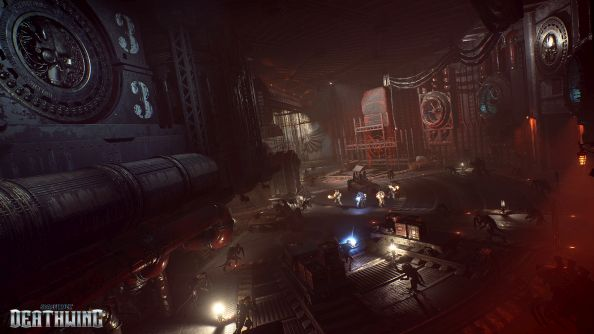 Space Hulk Deathwing temple