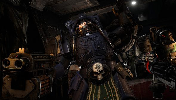 Deathwing follows a faithful turn-based adaptation of Space Hulk released last year.