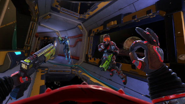 Space Junkies VR FPS