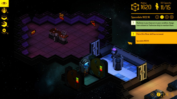 Spacebase DF-9: Early Access review