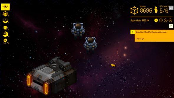 Spacebase now does meteor strikes.
