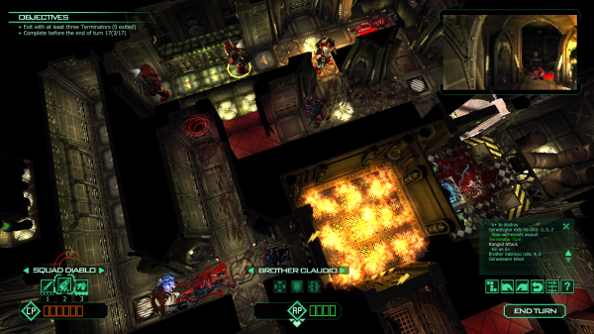 Space Hulk gets co-op: terminating Genestealers is better with chums