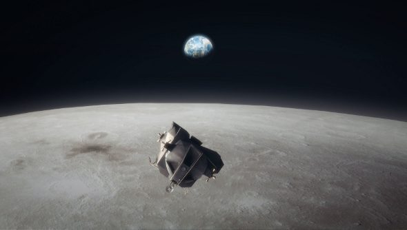 Space Program Manager launches