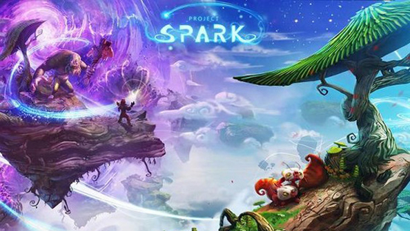 Project Spark beta kicks off today