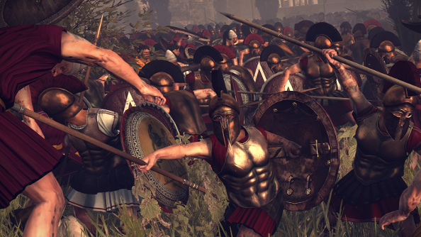 Total War: Rome II's getting some Hellenic love in the Wrath of Sparta campaign