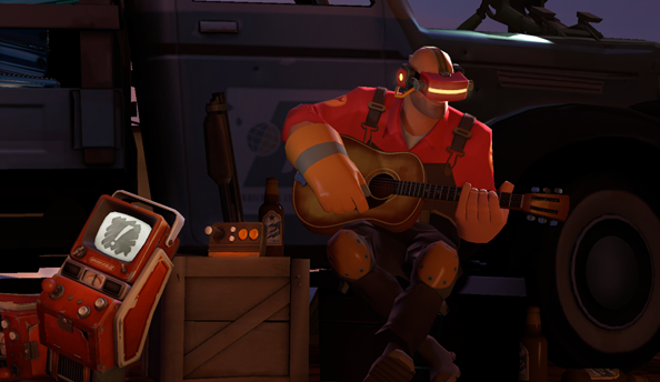 SpecialEffect Charity Set items voted into Team Fortress 2