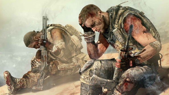 From Spec Ops: The Line to a AAA free-to-play shooter