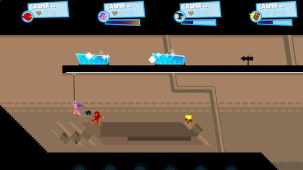 SpeedRunners singleplayer to be released for free following success of pirated previous game