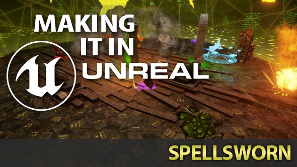 Spellsworn Unreal Engine 4