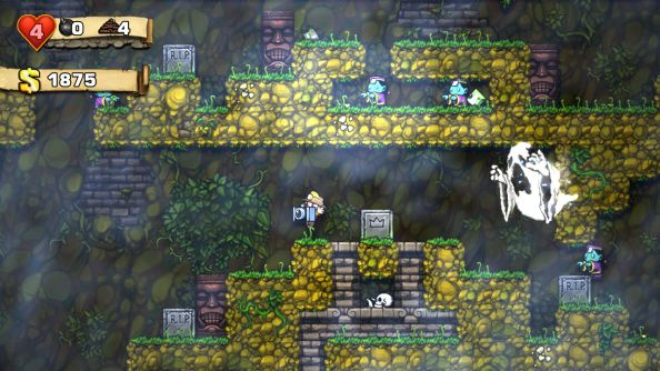 How Spelunky's ghost was killed