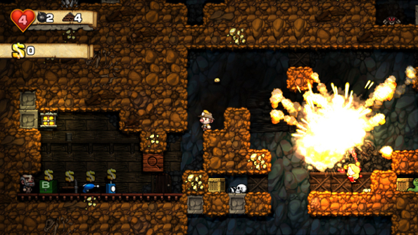 Spelunky world record broken once again - record breaker plans on topping it