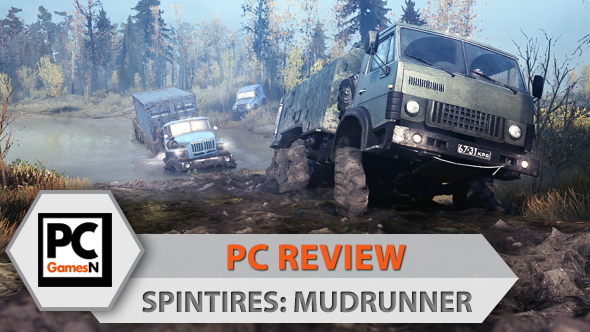 Spintires: MudRunner PC review