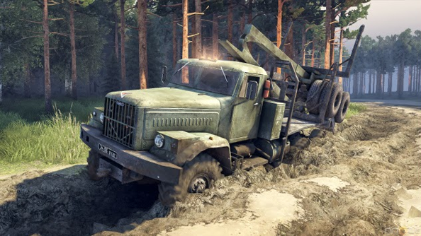 Spintires Oovee