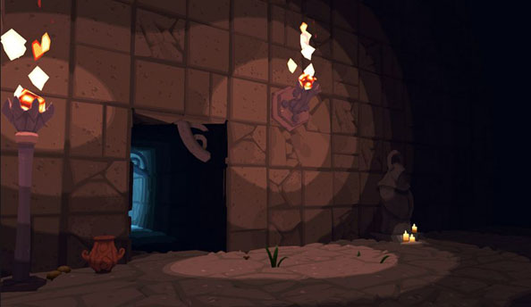 Dustforce follow-up Spire is an FPS platformer inspired by top-tier Quake players