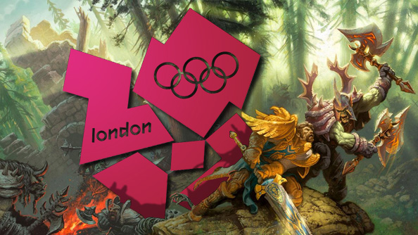 Blizzard cancels WoW's Spirit of Competition. London 2012 Olympics ruined for everybody