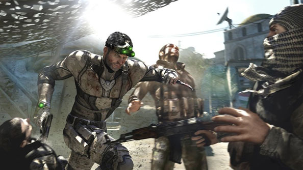 Splinter Cell: Blacklist revealed at E3: first footage below