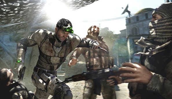 Splinter Cell: Blacklist non-lethal takedowns and 'abductions' detailed