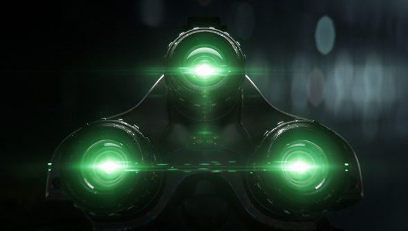 Splinter Cell still evolving