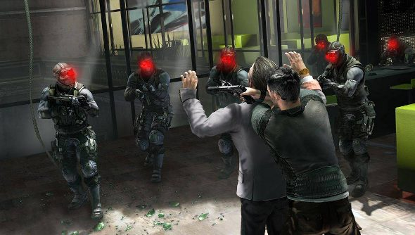 Splinter Cell could have been a James Bond game