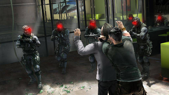 Splintered, not stirred: Splinter Cell was originally pitched as a James Bond game